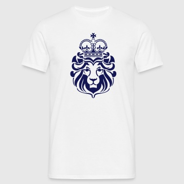 Lion of Zion - Männer T-Shirt
