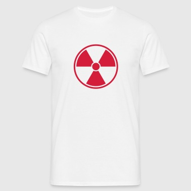 Nuclear Power Logo - Men's T-Shirt