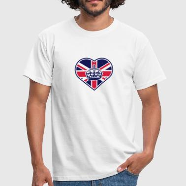 Amour Crown Diamond Jubilee - T-shirt Homme