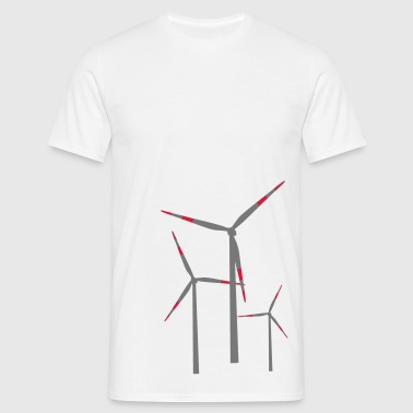 clean power - T-shirt herr