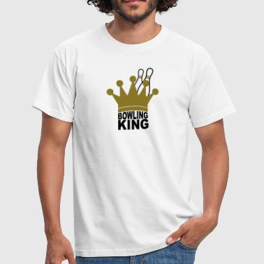 Bowling King - Men's T-Shirt