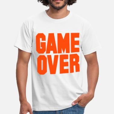 Game Over Polttarit Game over - Polttarit - Miesten t-paita
