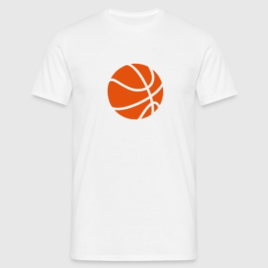 Basket - T-shirt herr