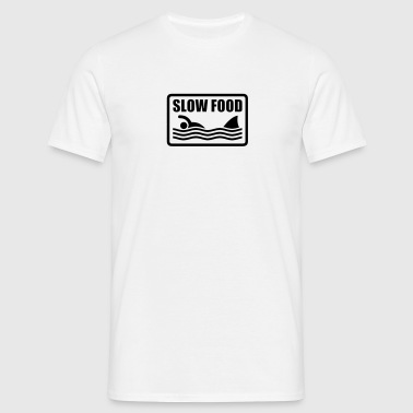 slow food - T-shirt Homme