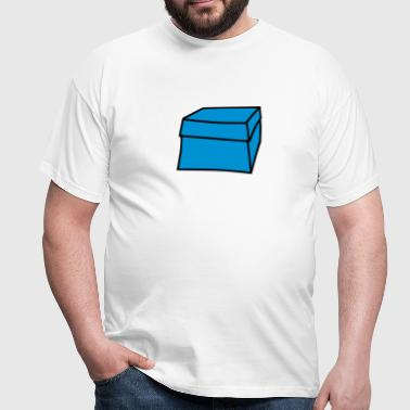 box - Mannen T-shirt