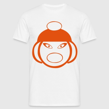 DJ Bobble Hat - Men's T-Shirt
