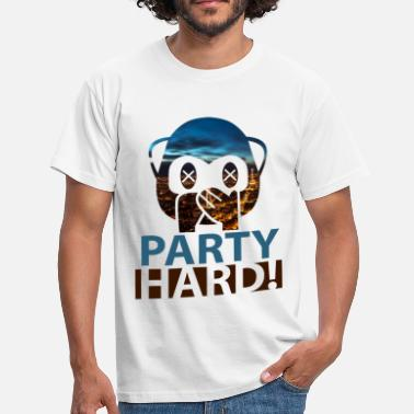 Swag Party Hard! - Männer T-Shirt