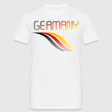 Germany 2 - Männer T-Shirt