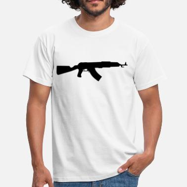 Rifle gun rifle - T-shirt Homme