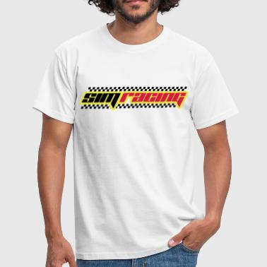 Assetto Corsa SIMRACING-v2 - T-shirt Homme