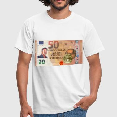 Currency - Men's T-Shirt