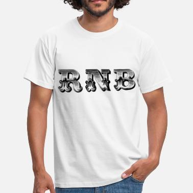 Rnb rnb - Men's T-Shirt