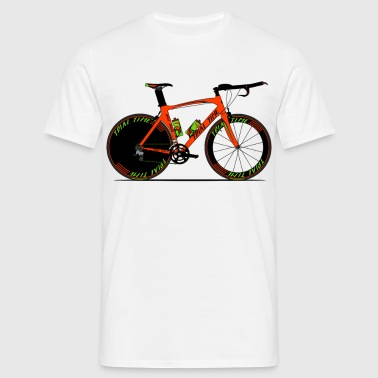 Trial Trial Bike - Men's T-Shirt