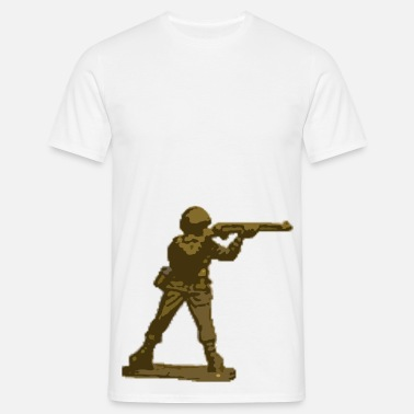 Toy Soldier toy soldier - Men's T-Shirt
