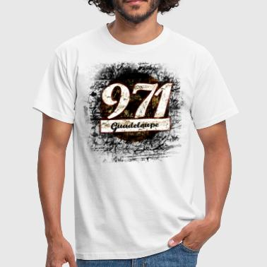 971 ! Guadeloupe - T-shirt Homme