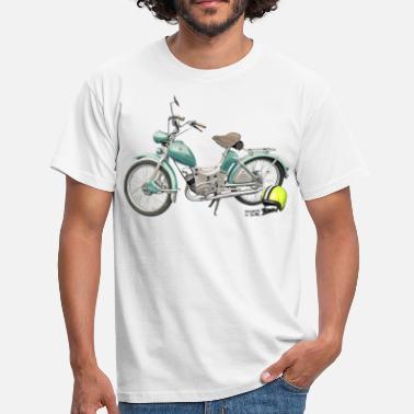 10dcb40b2875 Motorrad SR Simson Moped DDR oldschool ossi best roller GDR - Männer T-Shirt