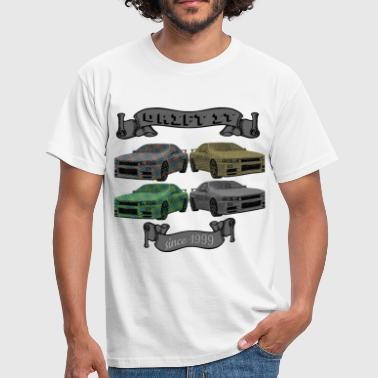 drift it since 1999 - Männer T-Shirt