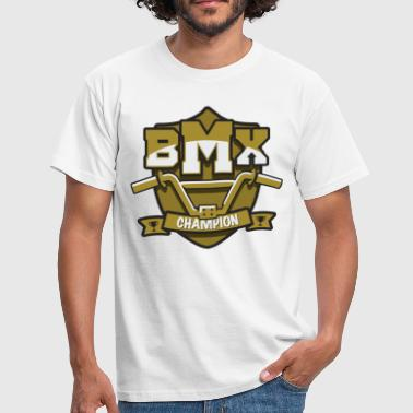BMX champion - T-shirt Homme