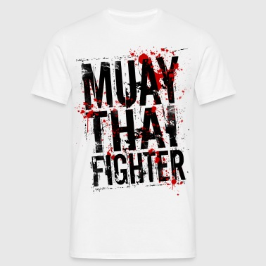 Muay Thai fighter - T-shirt Homme