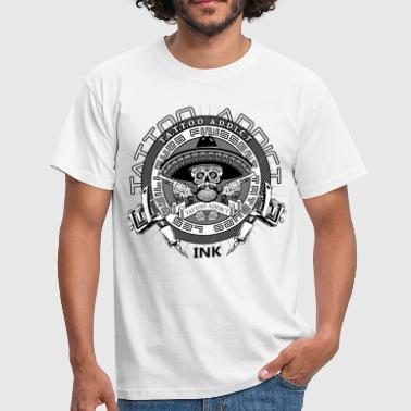 Mexican Skull Tattoo mexican skull - T-shirt Homme