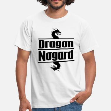 Dessiner dragon - T-shirt Homme