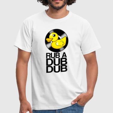 RUB A DUB DUB - Men's T-Shirt