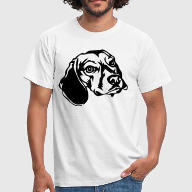 Beagle - Men's T-Shirt