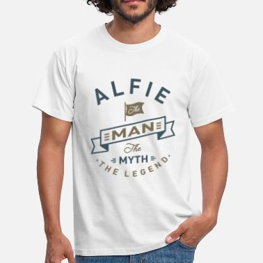 Alfie� Alfie - Men's T-Shirt