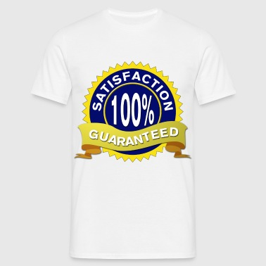 satisfaction guaranteed - T-shirt Homme