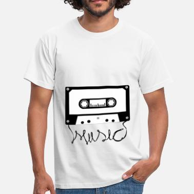 Music  - T-shirt Homme