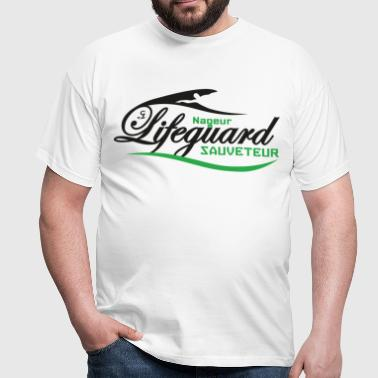 lifeguard NS - T-shirt Homme