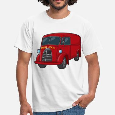 Hood Royal Royal Mail Van - Men's T-Shirt