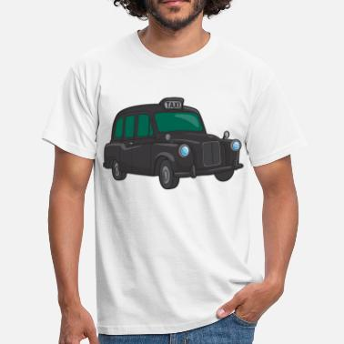 Cabs Taxi Cab - Men's T-Shirt