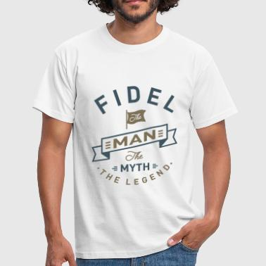 Fidel - Men's T-Shirt