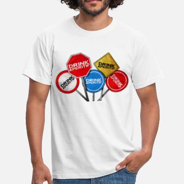 Signal Signalisation - T-shirt Homme