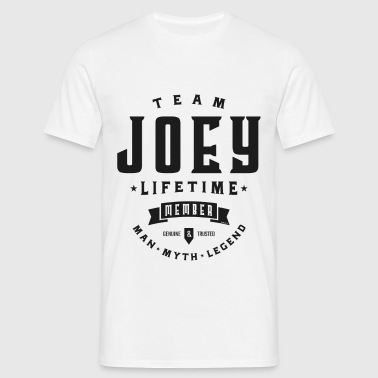 Team Joey - Men's T-Shirt