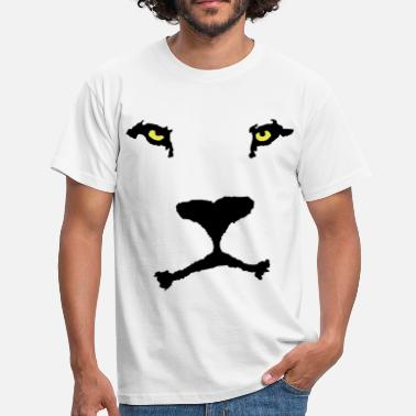 Lion Face Lion face - Men's T-Shirt
