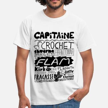 Capitaine Flam capitaine - T-shirt Homme