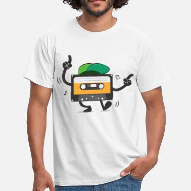 Swag Dancing Cassette Tape (Vintage Style) - Camiseta hombre