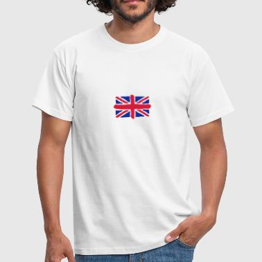 UK | GB | Union Jack | Art - Men's T-Shirt