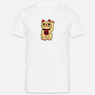 Maneki-neko maneki neko - Men's T-Shirt