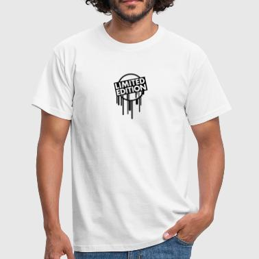 limited_edition_graffiti_stamp - Herre-T-shirt