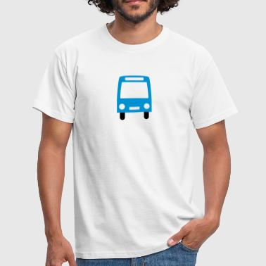 bus - Mannen T-shirt