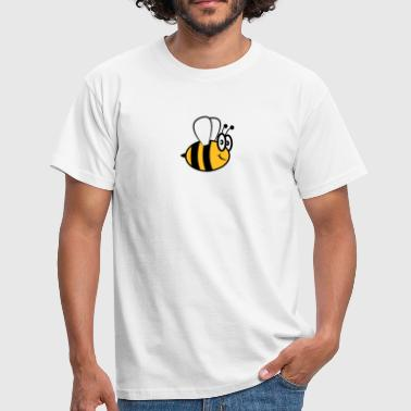 Bee funny sweet - Men's T-Shirt