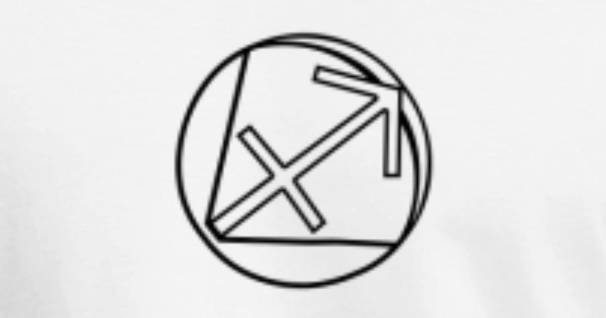 Sagittarius Horoscope Sign Zodiac Symbol By Motiv Lady Spreadshirt