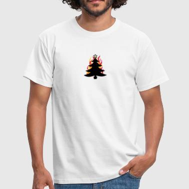 Holy burning tree - Men's T-Shirt