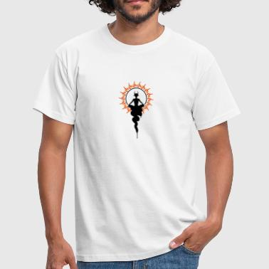 Orgi devil pan faun satyr - Men's T-Shirt