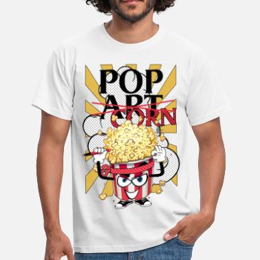 Popcorn Pop Corn - T-shirt Homme
