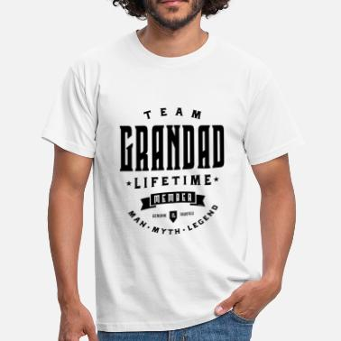 The Grandad GRANDAD - Men's T-Shirt