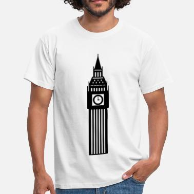 Big Ben Big Ben London - Männer T-Shirt